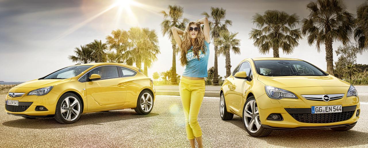 Foto de Opel Astra GTC (32/90)