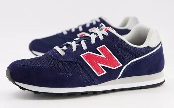 Zapatillas en azul marino 373 de New Balance