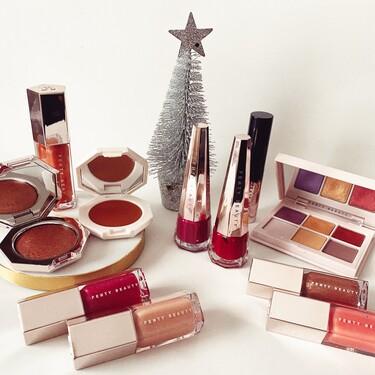 Así de ideales son los regalos que esta Navidad 2020 nos propone Fenty Beauty: básicos de maquillaje con los que acertar