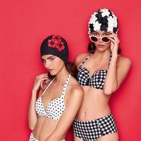Los bikinis retro viven su mejor revival con la nueva colección de baño de Etam