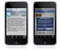 Skype se actualiza y añade soporte a iOS 4