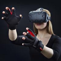 Usar los dedos dentro de mundos virtuales será posible gracias a estos guantes