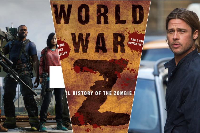 Guerra Mundial Z Libro Película Y Videojuego Frente A Frente