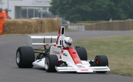 Graham Hill GH2, un F1 único y con historia a subasta