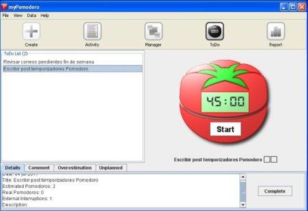 myPomodoro se renueva con la versión 2.0