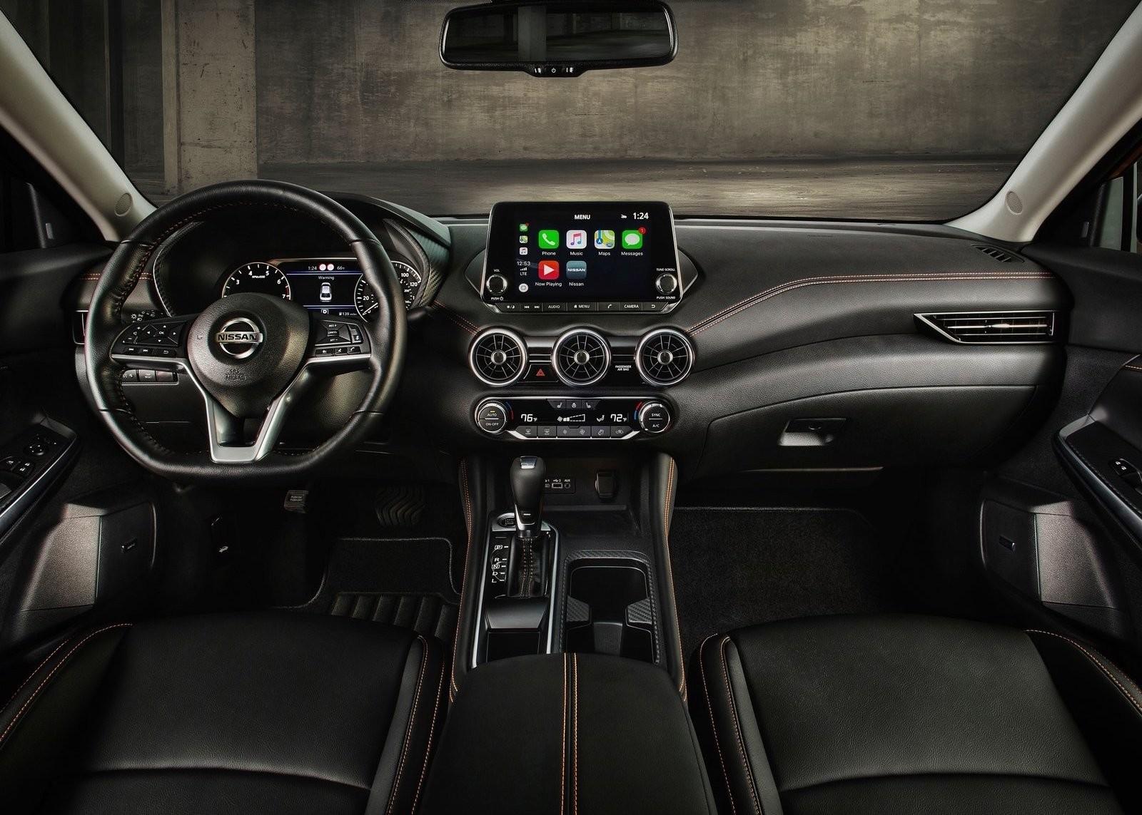 Foto de Nissan Sentra 2020 (12/15)