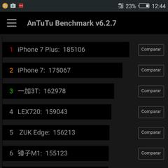 Foto 2 de 12 de la galería nubia-z11-minis-benchmarks en Xataka Android