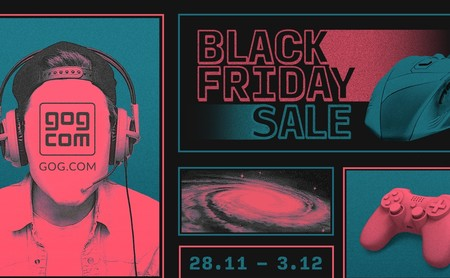 GOG inicia sus rebajas por el Black Friday 2019 y te hemos elegido las mejores ofertas