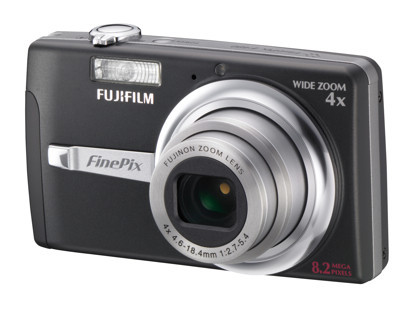 Fujifilm FinePix F480, la última que se presenta hoy