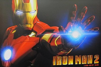 Primeros carteles de 'Iron Man 2', 'Shrek 4', 'Megamind', 'Rango' y 'Scott Pilgrim vs. The World'