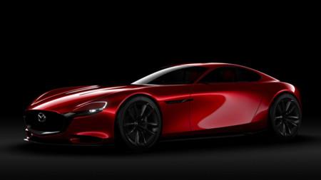 El Mazda RX-9 podría llegar en 2019, justo a tiempo para encarar al nuevo Supra ¿Lo hará?