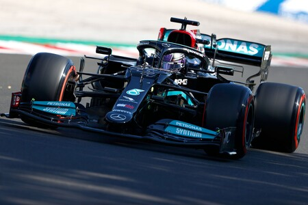 Hamilton Hungria F1 2021