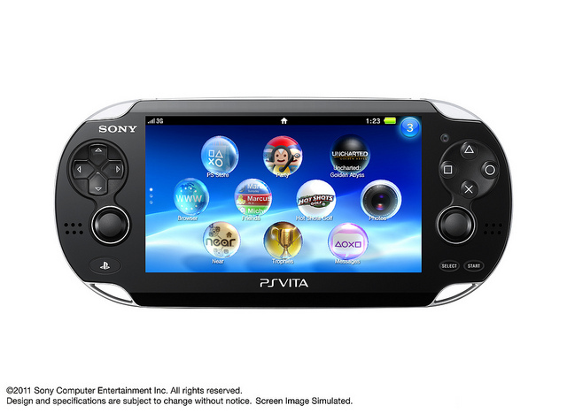 Foto de PlayStation Vita (1/11)