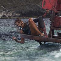 'Infierno azul': Blake Lively se enfrenta a un tiburón blanco en otro extraordinario thriller de Jaume Collet-Serra