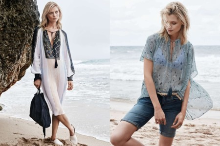 Beach Style Clothing Hm Women05