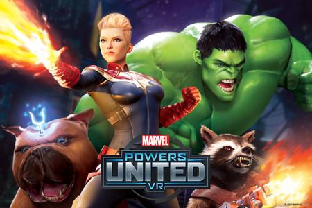 Conviértete en Hulk, Rocket o Carol Danvers:  Marvel Powers United VR  quiere ser tu pase VIP al universo Marvel