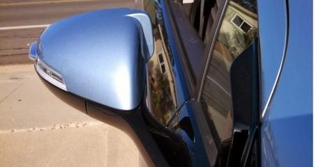 Los espejos del Chevrolet Volt: una cuestión de ruido