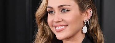 Grammys 2019: Miley Cyrus solo ha necesitado un traje de chaqueta negro para ser la mejor vestida