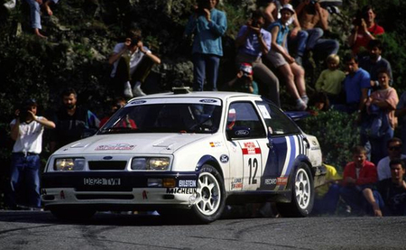 Ford Sierra RS Cosworth - Carlos Sainz