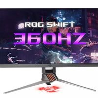 """Este es """"el monitor más rápido del mundo"""" creado por ASUS y Nvidia: 360Hz enfocados a los jugadores competitivos"""