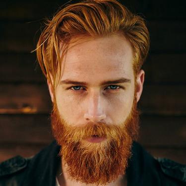 De cómo a este hombre dejarse barba le cambió la vida