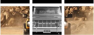 Ford Bronco 2021 dice ¡Hola! en estas imágenes y video oficiales