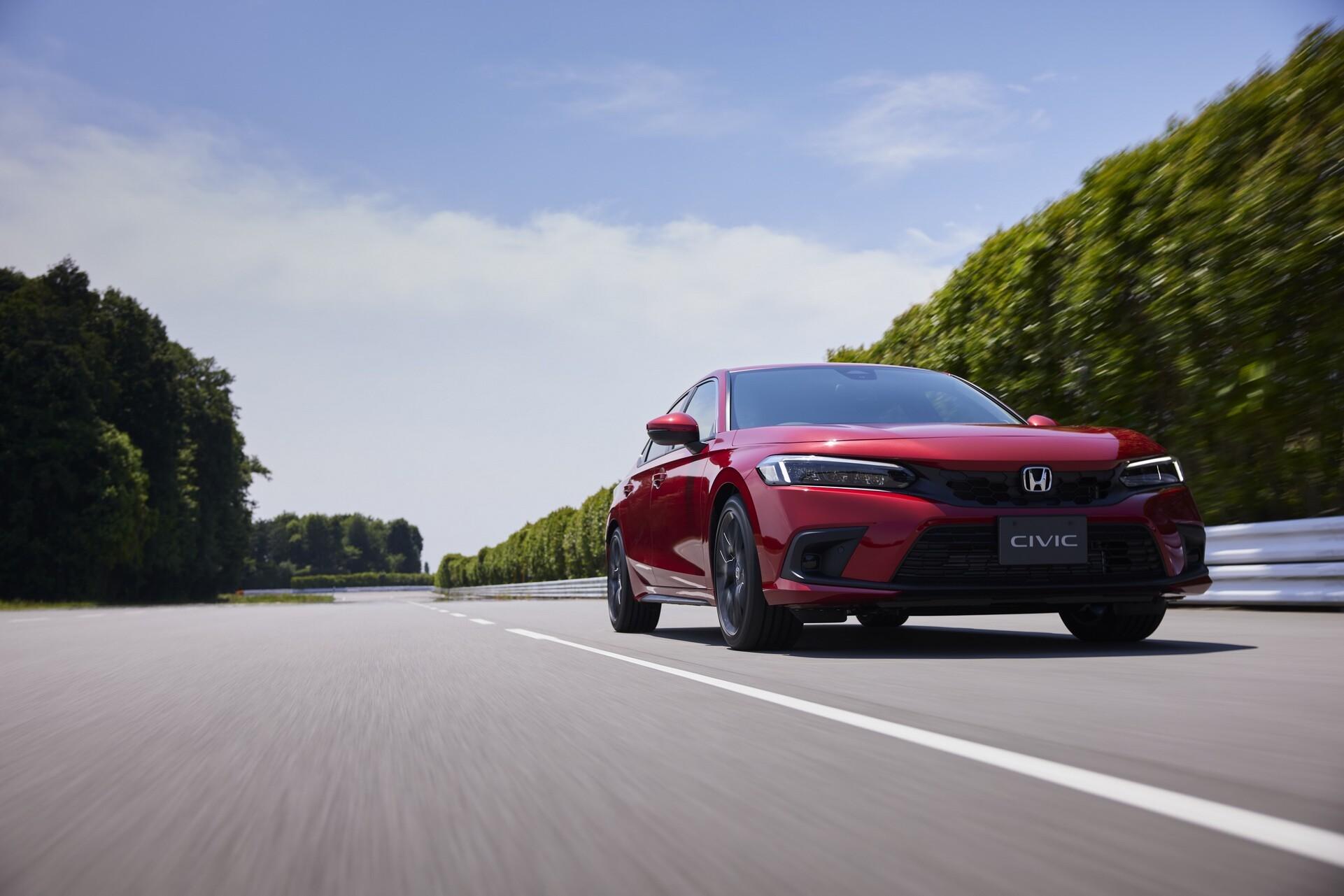 Foto de Honda Civic Hatchback 2022 (15/18)