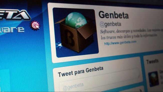 Genbeta en Twitter