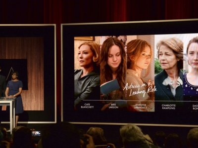 Camino al Oscar 2016 | Mejor actriz protagonista