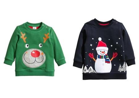 Sudaderas Hym Navidad Ninos