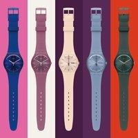El Otoño se tiñe de nuevos colores dentro de la firma Swatch