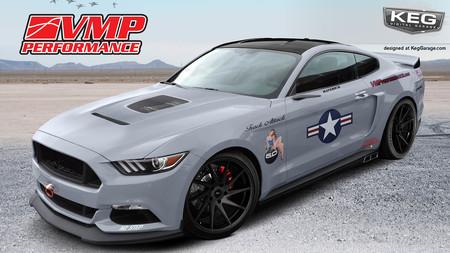 Vmp Mustang 1
