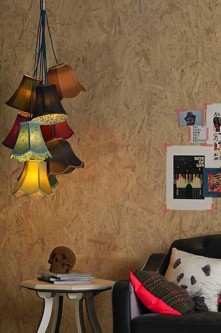 Tres lámparas sorprendentes de Urban Outfitters
