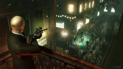 Hitman confirmado para Xbox360