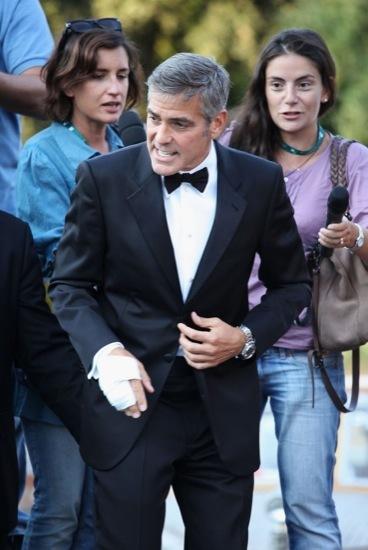 Foto de George Clooney, Ewan McGregor, Matt Demon y más nombres en el Festival de Venecia 2009 (9/35)