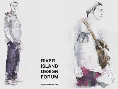 Matthew Miller y River Island conquistarán nuestro armario con una colección cápsula