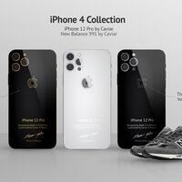 """Ya puedes comprar un iPhone 12 con un supuesto pedazo del suéter de Steve Jobs por """"solo"""" 6,500 dólares"""
