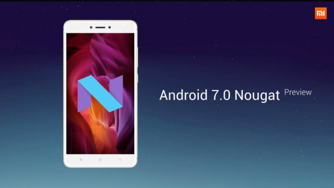 Miui Android™ 7