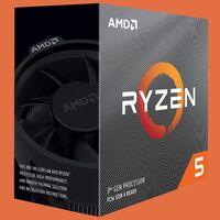 El procesador más vendido de Amazon recupera uno de sus precios más bajos: puedes hacerte con el Ryzen 5 3600 por 184 euros