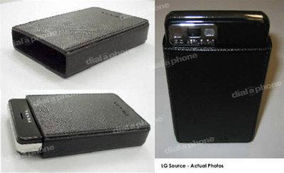 El LG KE850 es el móvil de Prada