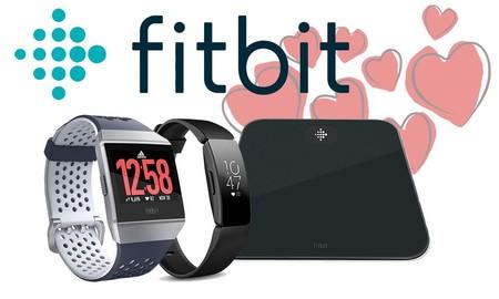 Regalar un reloj o pulsera deportiva Fitbit en San Valentín para tener sano el corazón, sale más barato aprovechando estas ofertas de Amazon