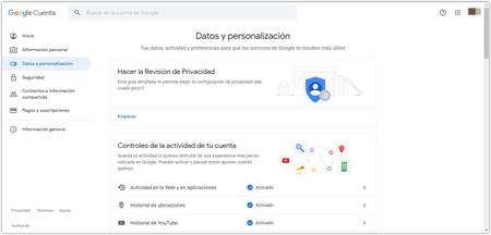 Cuenta De Google Google Chrome 2021 01 29 18 18