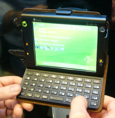 3GSM: HTC Advantage, nuestras impresiones