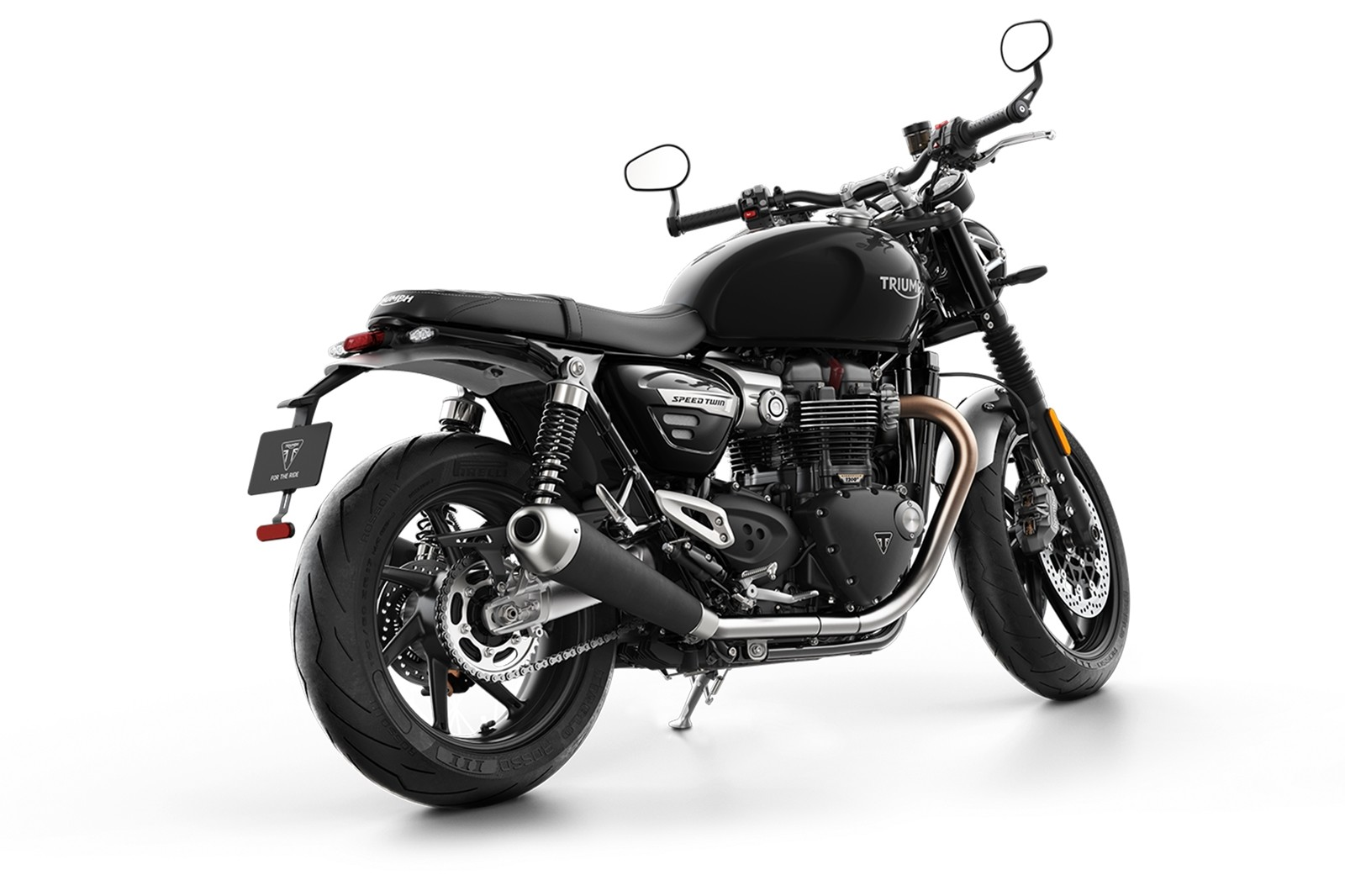 Foto de Triumph Speed Twin 2019 (6/37)