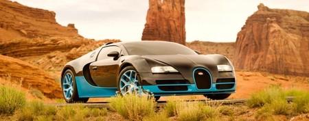 Bugatti Veyron Grand Sport Vitesse Transformers 4