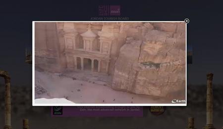 Red de webcams para ver Jordania desde tu casa