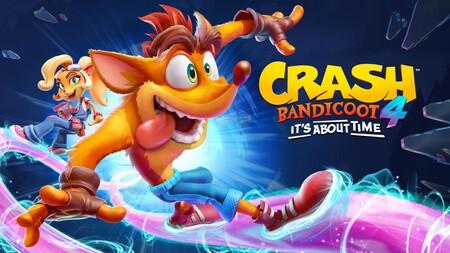Crash Bandicoot 4: It's About Time se muestra de nuevo en su divertido tráiler de lanzamiento