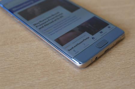 Galaxy Note 7 Curvas