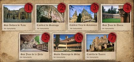 Las 7 maravillas del Románico Español: las ganadoras
