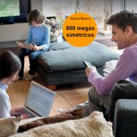 Orange expande la fibra de 500 megas simétricos a todas sus tarifas Love